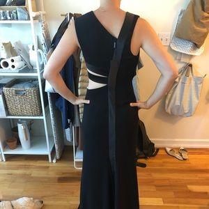 Halston Heritage Dresses - HALSTON HERITAGE full length gown
